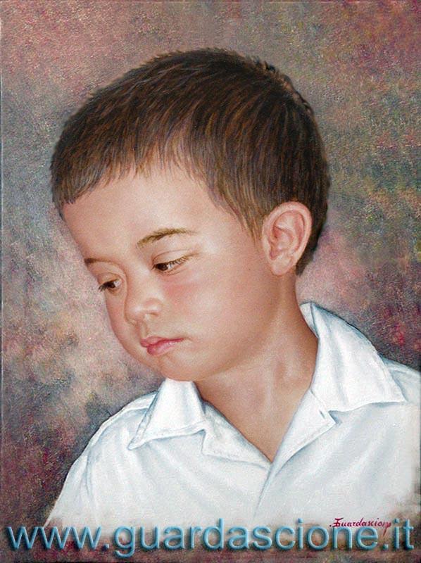 Ritratti di bambini siriani - Il Post